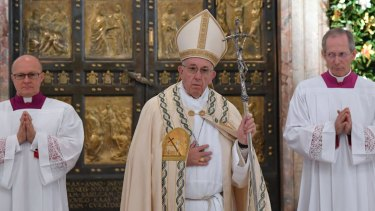 Attendees will get a two-hour audience with Pope Francis.