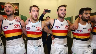 Adelaide Crows have moved into the video game business.