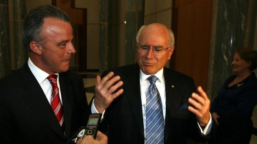 Replacing John Howard as Liberal leader after the 2007 election loss proved to be a tough gig for Brendan Nelson.