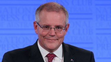 Treasurer Scott Morrison announced the new requirements on Monday.