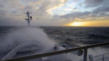CSIRO's RV Investigator: Light on the horizon for CSIRO's climate research program?