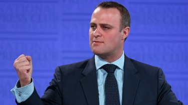 Tim Wilson had to overcome a dirty tricks campaign to win preselection in Goldstein.