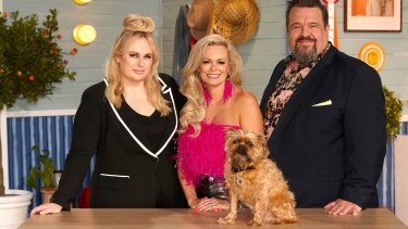 Pooch Perfect with Colin Taylor, Amber Lewin and Rebel Wilson.
