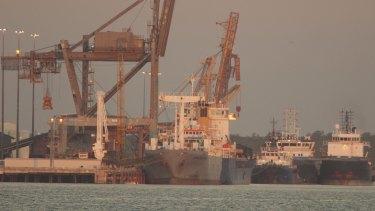 Landbridge will invest $200 million in Darwin port over the next 25 years.