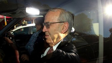 Former Labor minister Eddie Obeid is facing jail time over charges relating to Circular Quay cafes.
