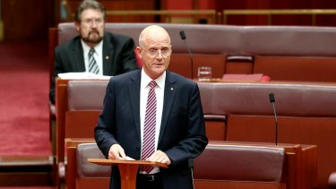 Liberal Democrat Senator David Leyonhjelm will support the reforms if they are not watered down.
