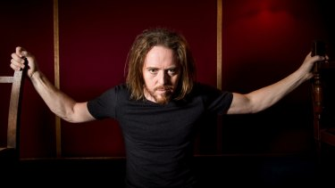 Australian composer Tim Minchin should not expect a White House invitation any time soon after his mock musical on a child Trump.