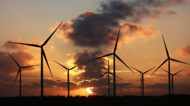 Renewable energy's share of the power sector is expected to continue to rise.