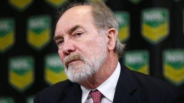 Under pressure: ARLC chairman John Grant.