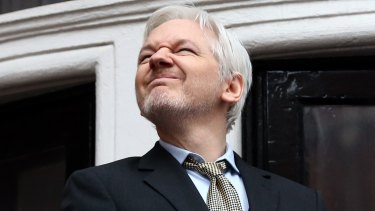 """Julian Assange: """"The Australian government is notorious for its poor treatment of Australians overseas when they are in any form of difficulty."""""""