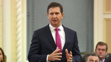 Queensland Opposition Leader Lawrence Springborg says he has no aspirations to switch to federal politics.