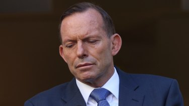 Climate change looks like it's coming back to bite Prime Minister Tony Abbott.