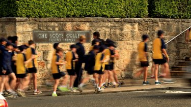 The Scots College has been denied the opportunity to expand its preparatory school.