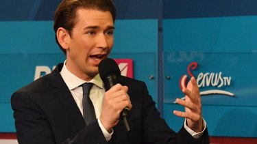 Sebastian Kurz will become the world's youngest leader.