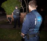 Fifteen people have been detained and one person charged with terrorism offences after the execution of search warrants across Sydney's north-west suburbs.
