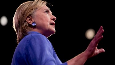 Democratic presidential candidate Hillary Clinton pins blame for the DNC Hacks squarely on Russia.