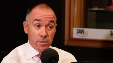NAB chief Andrew Thorburn said culture was the top priority at his bank.
