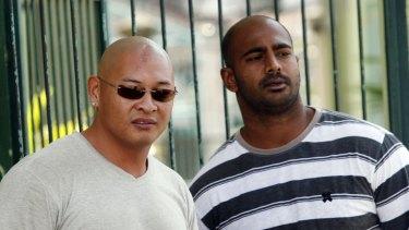 Australians Andrew Chan and Myuran Sukumaran were executed in Indonesia last year.