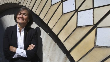 Gender pay gap in the arts: Sydney Opera House chief executive Louise Herron.