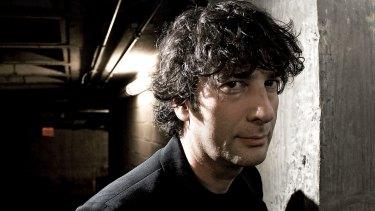 """Neil Gaiman: """"I wasn't as good as me when I started,"""" he tells an aspiring novelist."""
