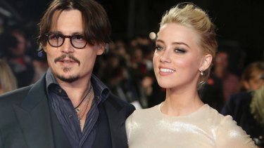 Johnny Depp paid Amber Heard $US7 million after their divorce.