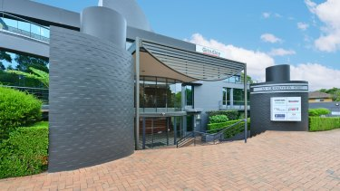 Doran Corporate P/L has leased office space in Pymble  for four years.
