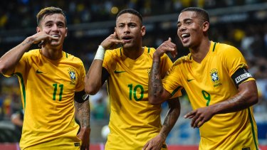 Brazil calling: The Socceroos will face the five-time world champions just days after Brazil v Argentina at the MCG.