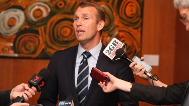 """NSW Planning Minister Rob Stokes says the Australian Technology Park will be a """"vibrant creative and tech precinct""""."""