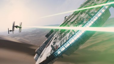 A British cinema advertising giant has refused to screen the Lord's Prayer before <i>Star Wars: The Force Awakens.</i>