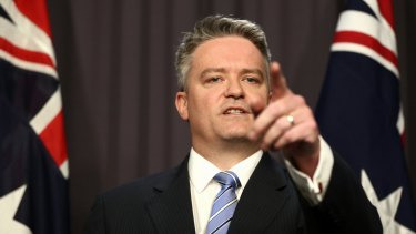 """Finance Minister Mathias Cormann is taking aim at another 32 Commonwealth """"agencies and entities""""."""