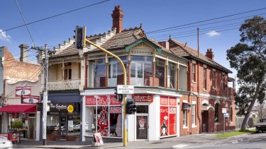 A landmark corner shop at 933 Burke Road in Camberwell sold for $2.12 million.