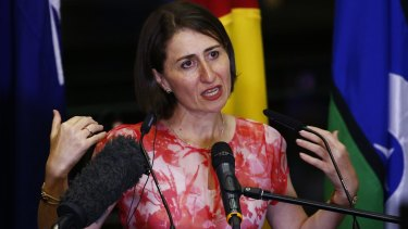NSW Premier Gladys Berejiklian was last week inducted into the mysterious Political Formula Of The Lady-Cave.