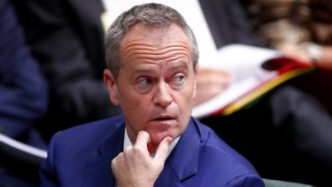 The next election looks like Shorten's to lose.