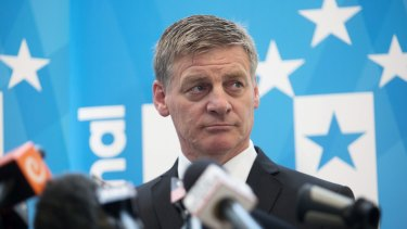 Critical of Turnbull's newly unveiled citizenship changes: New Zealand Prime Minister Bill English.