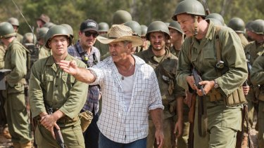 Mel Gibson's recent War World II epic <i>Hacksaw Ridge</i> was filmed around Richmond.