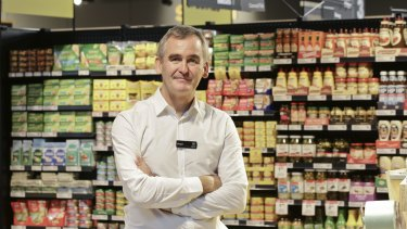 Woolworths chief Brad Banducci outlined plans to invest $150 million fixing its eight-month-old loyalty scheme.