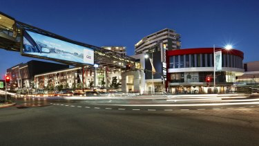 Top Ryde shopping centre in Sydney is part of the Blackstone portfolio
