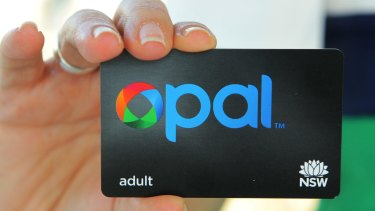 Privacy matters: The Opal Card can hold information about the movements of the card's owner and their bank account.