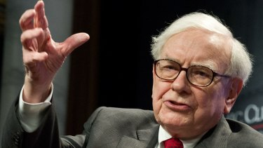 Warren Buffett plans to invest $2 billion a year in Australia.