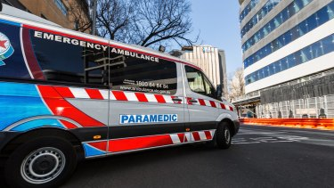 More accessible: Australians may soon be able to request emergency help via text messages.