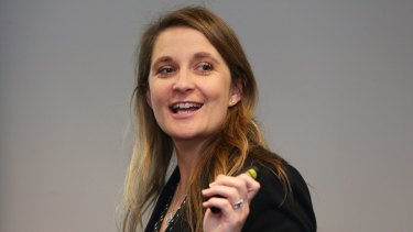 Commonwealth Bank executive Kelly Bayer Rosmarin says bitcoin is an avenue worth exploring.