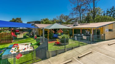 A childcare centre in Brisbane leased to G8 Education sold for $2.34m on a 5.1 per cent yield.