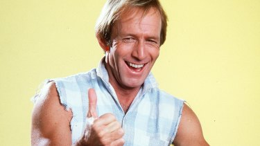 "Paul Hogan became famous for the successful tourism ad ""throw another prawn on the barbie""."