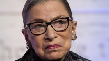 Supreme Court Justice Ruth Bader Ginsburg. Will she have to move to New Zealand?