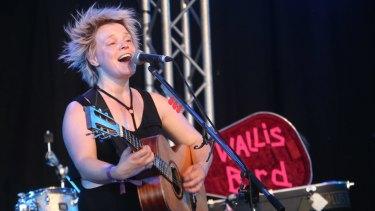 Wallis Bird performed at Tropic