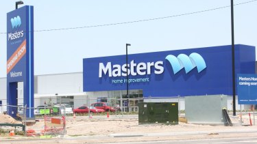 Woolworths is under pressure to pull the plug on Masters as losses mount.