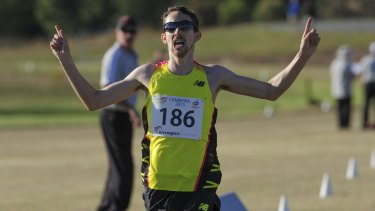 David McNeill is a Games prospect for the 10,000 metres.