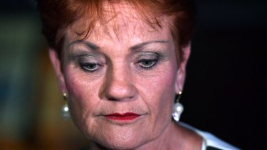 Pauline Hanson insisted her party would still win seats.