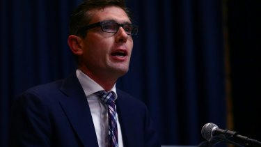 Treasurer Dominic Perrottet says consultants are needed for their expertise.
