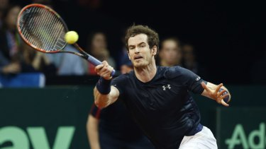 Andy Murray has enjoyed one of his best years in 2015.